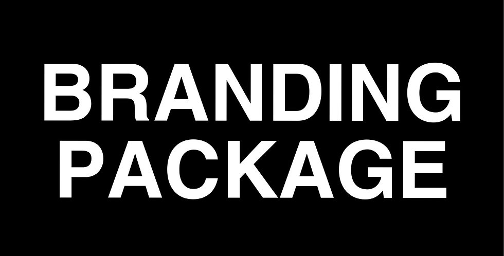 Mini Hair Branding Package