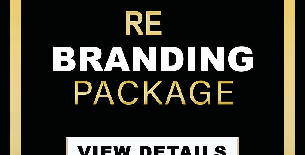 Rebranding Package #1