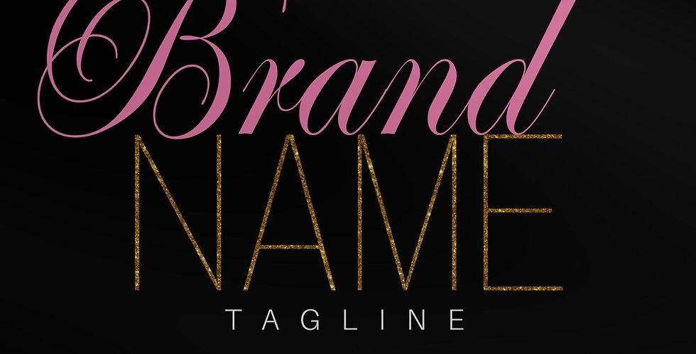 Elegant Premade Logo