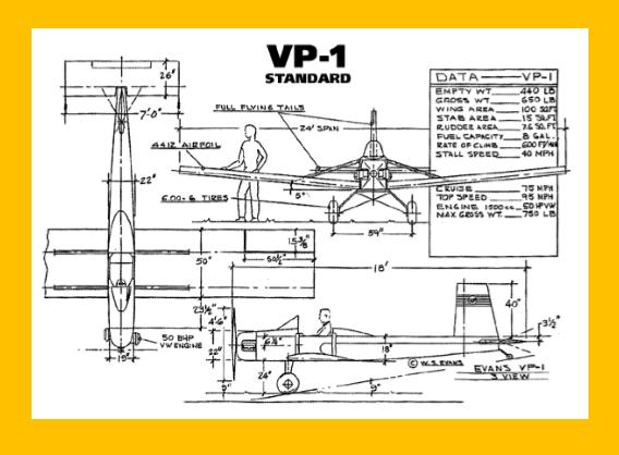 VP-1 Plans, Handbook & VP-1 BIG Plans