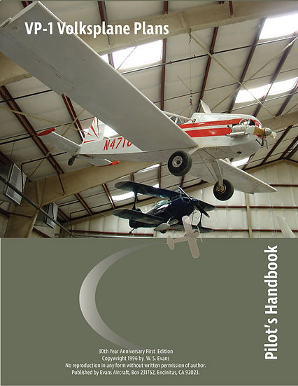 Evans Aircraft VP-1 PDF Package