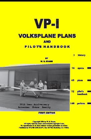 VP-1 Plans & Pilot's Handbook