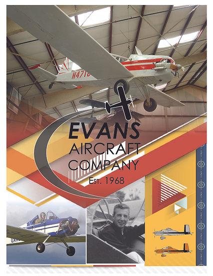 Evans Poster