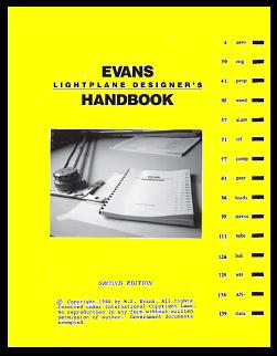 Evans Lightplane Designer's Handbook
