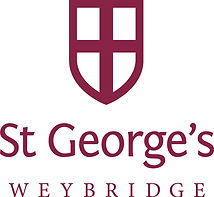 St_Georges_logo_rgb_-_maroon_and_white.j