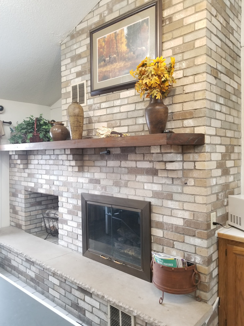 ERL Fireplace