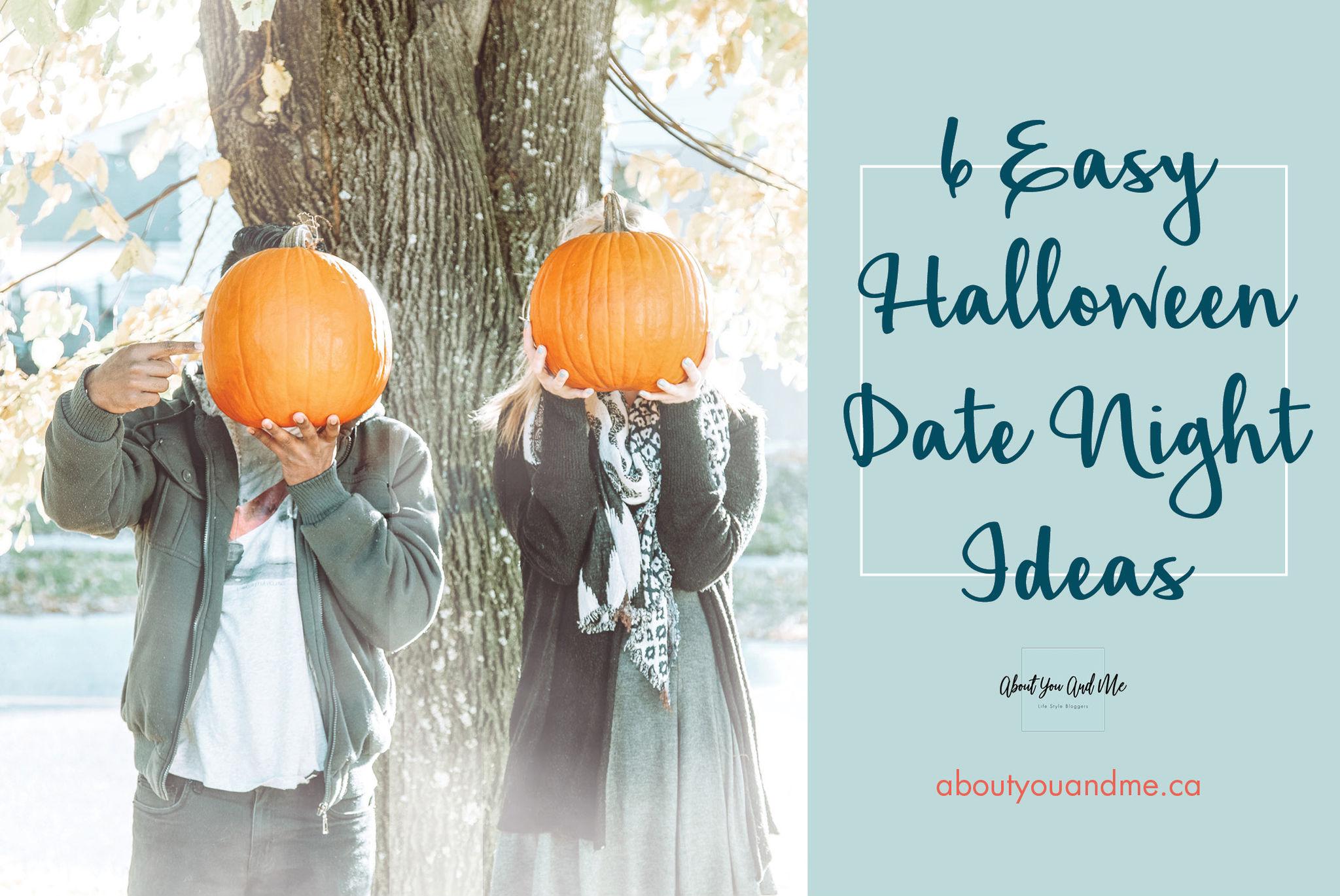6 easy halloween date night ideas