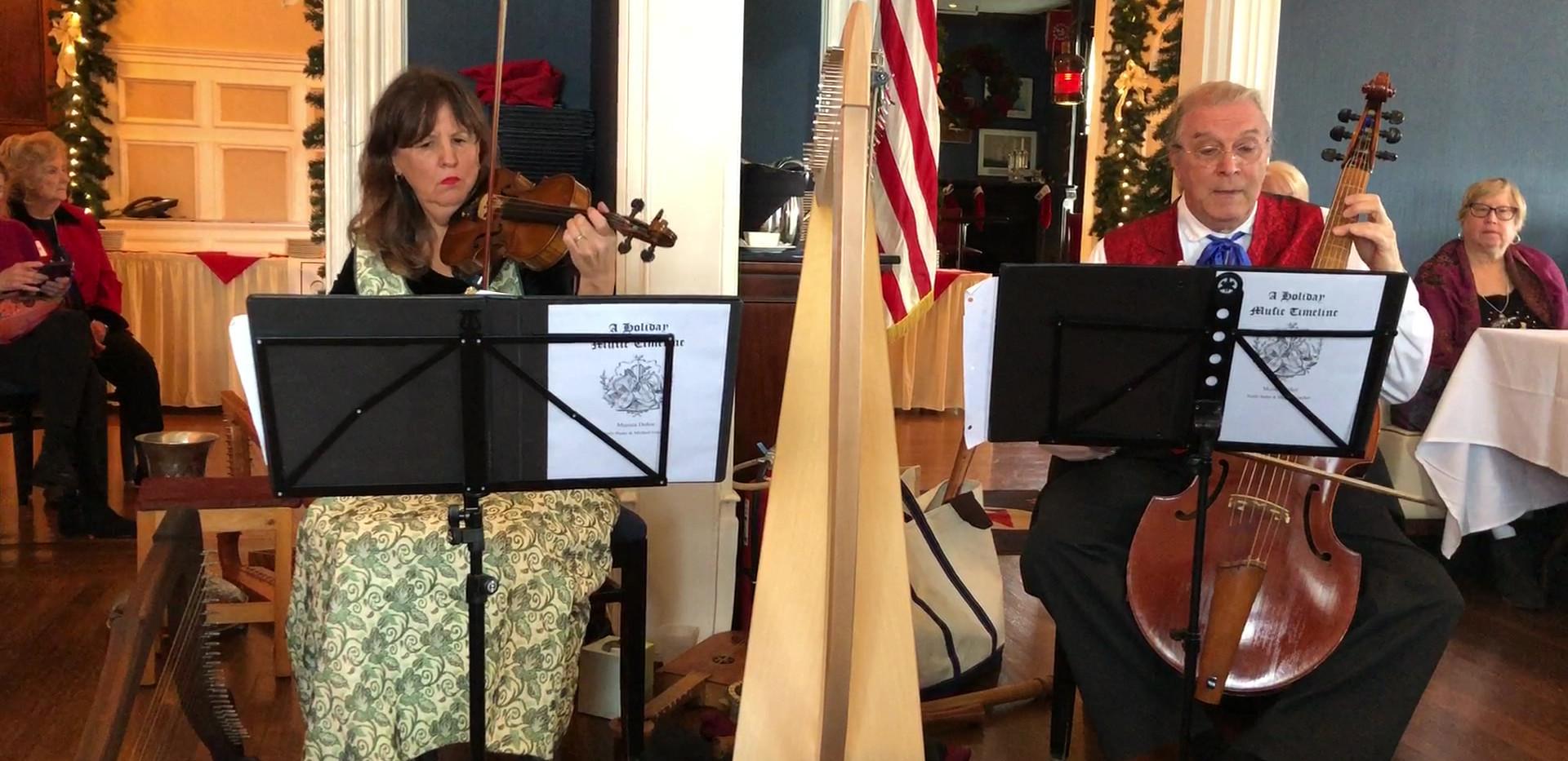 Christmas '19 video