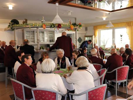 Ältester Verein von Lardenbach und Klein-Eichen zu Besuch
