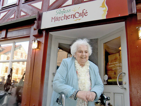 Café im Märchenland