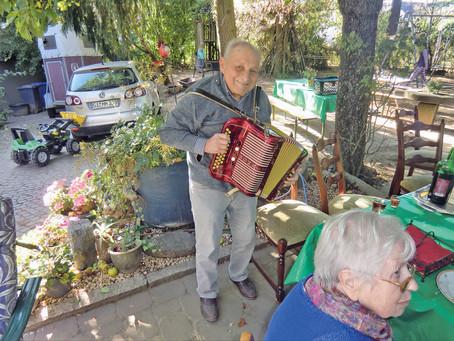 Ein jung gebliebener Musiker