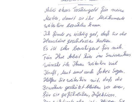 Schöner Brief
