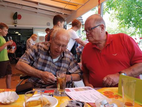 Ausflug zum Grünberger Sommerfest