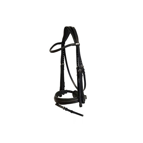 Cabeçada Snaffle  (2800 Switch) STUBBEN