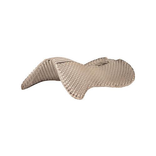 Protetor de dorso ACAVALLO AC102 Air Release, em Gel Perfurado