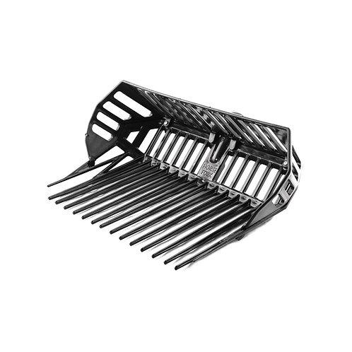Forquilha Plástico ABS (c/ cesto) UMBRIA EQUITAZIONE