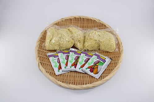 中華麺(K18)5食入りスープ付