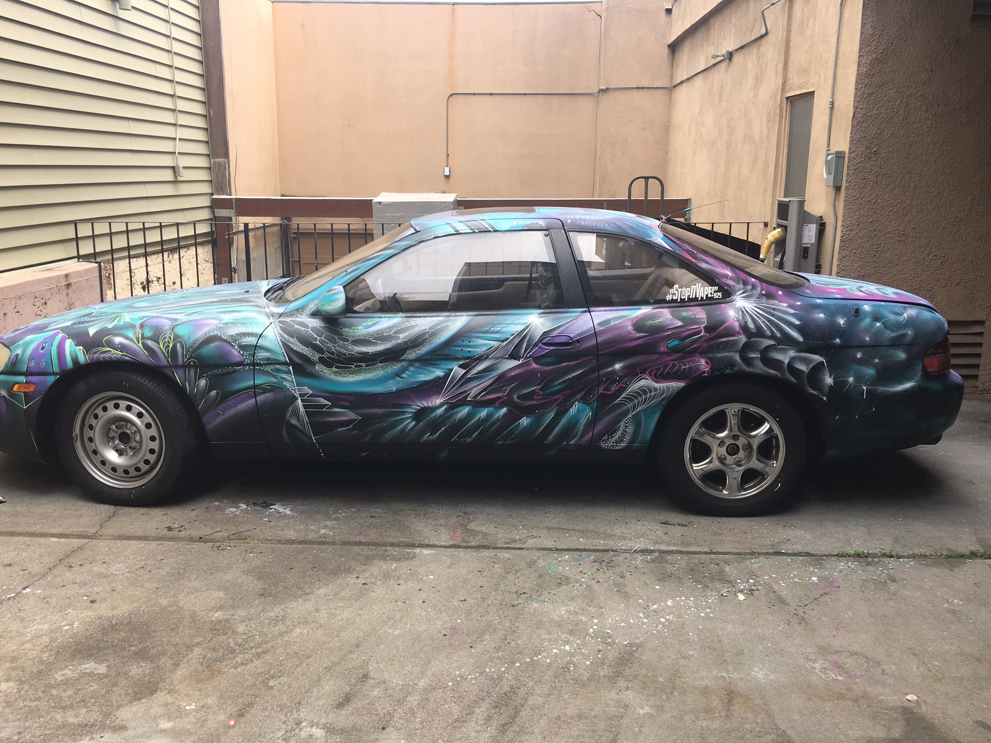Funky Lexus