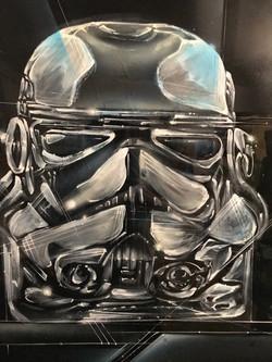 Chrome Trooper