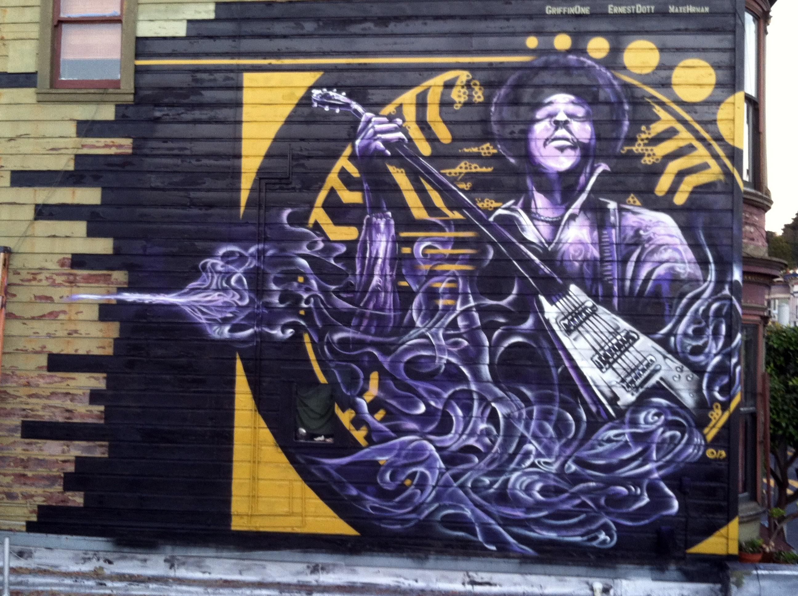 Jimmy Hendrix Lives