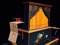 Mon orgue Odin, 27 flûtes