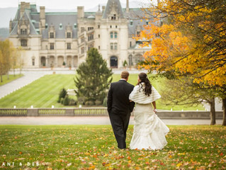 ELEGANT WINTER WEDDING AT THE BILTMORE with The CELEBRITY ALL STAR BAND