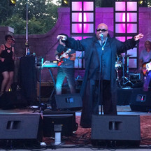 Cee Lo Green in concert with Celebrity All Star Band