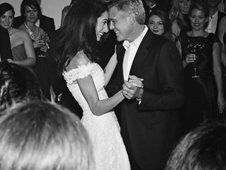 Photos from George and Amal Clooney's wedding