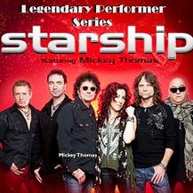 Celebrity All Star Band with Starship's Mickey Thomas