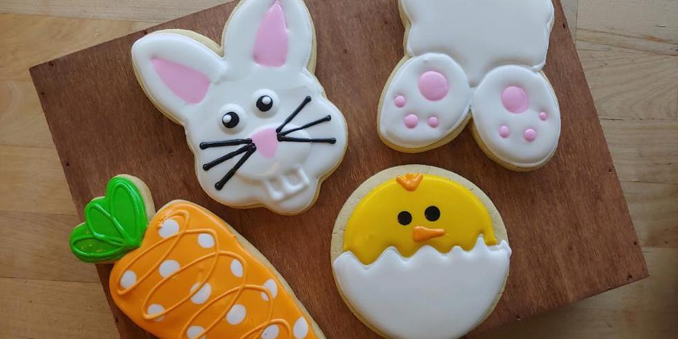 Easter Cookie Decorating Workshop
