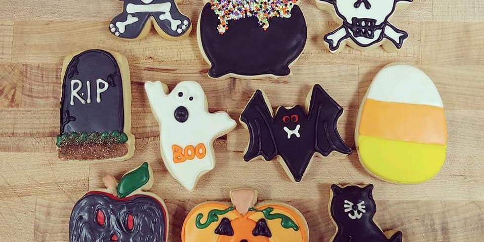 Halloween Cookie Decorating Workshop