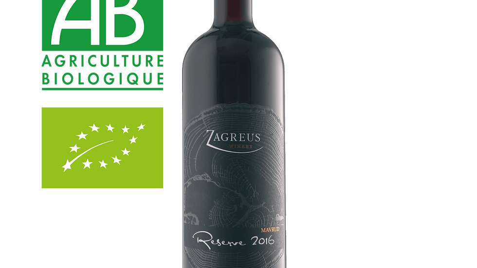 Zagreus Reserve 2016