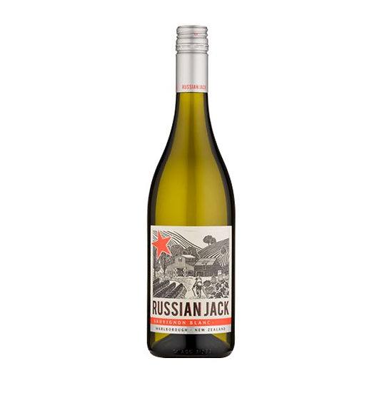 Russian Jack 2016 Sauvignon Blanc New Zealand