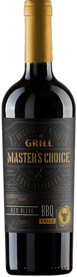 Grill Masters Choice Rood Chili the BBQWine