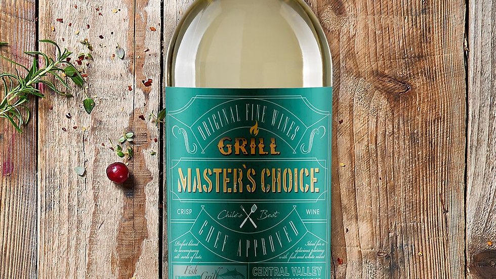 Grill Masters Choice White Chili The BBQWine