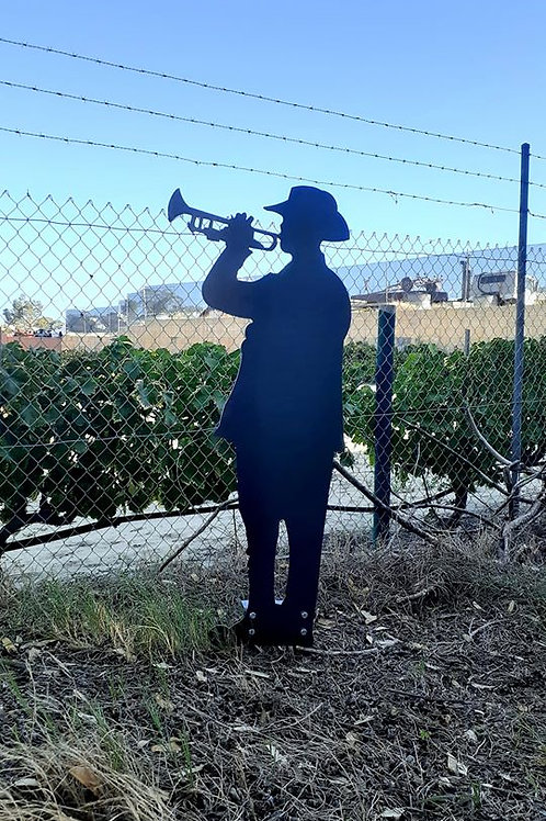 Solider With Trumpet