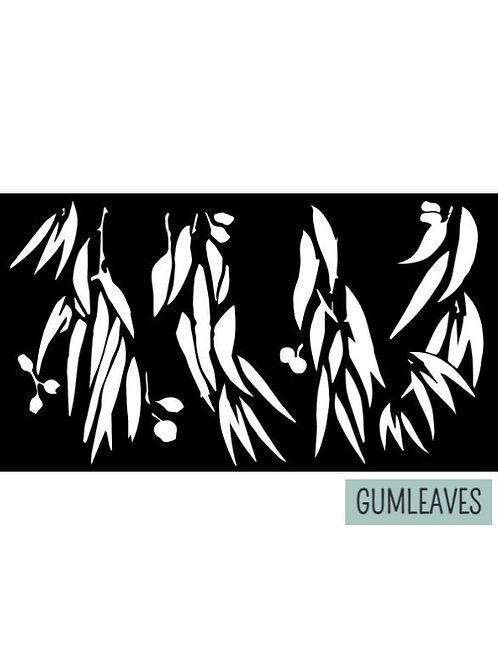 Rusted Gumleaves