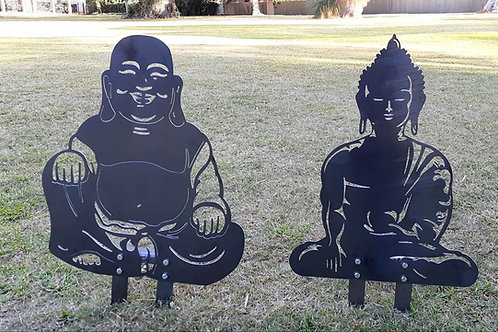 Buddah Garden Statue