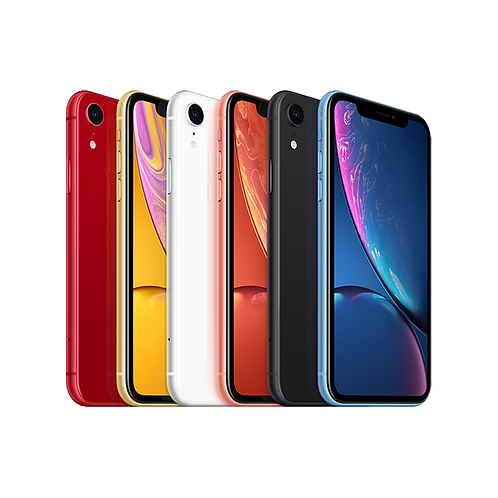 "iPhone XR con LCD Retina Display 6,1"" Processore A12 Bionic"