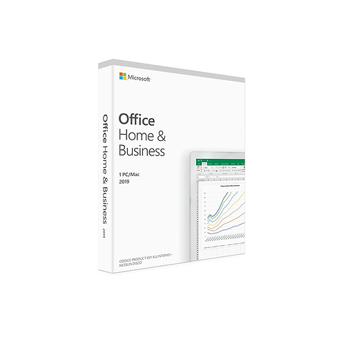 Microsoft Office 2019 Home - Business