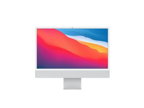 "iMac 24"" Retina 4.5K Processore M1 8-core 8GB memoria RAM Archiviazione 256GB"