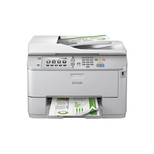 Epson Multifunzione A4 Workforce Pro inkjet Modello 5690DWF Stampa a colori