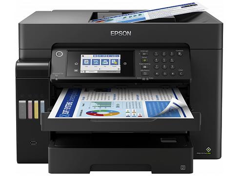 Epson Multifunzione A3 EcoTank Office inkjet Modello ET16650 Stampa a colori