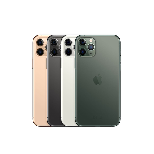 "iPhone 11 Pro con OLED Retina Display 5,8"" Processore A13 Bionic"