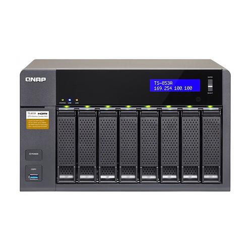 QNAP NAS TS-853A RAID 16TB (8 x 2TB)