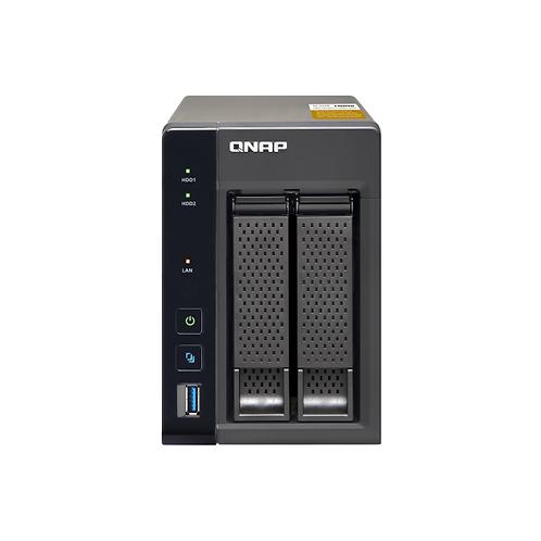 QNAP NAS TS-253A RAID 4TB (2 x 2TB)