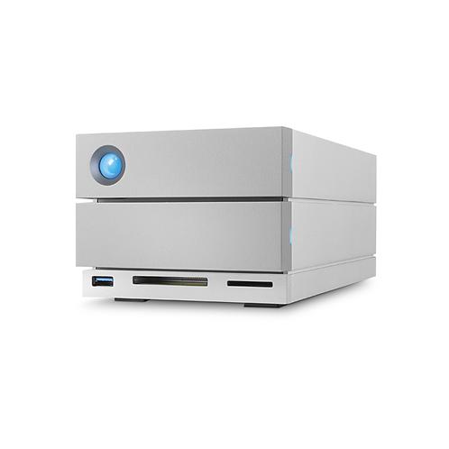 LaCie RAID Drive Tbolt3 d2 Enterprise 8TB