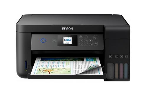 Epson Multifunzione A4 EcoTank Home inkjet Modello Eco ET2750 Stampa a colori