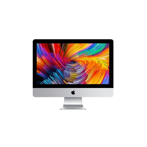 """iMac 21.5"""" 4K Retina Processore i3 a 3.6GHZ 8GB memoria RAM Archiviazione 256GB"""
