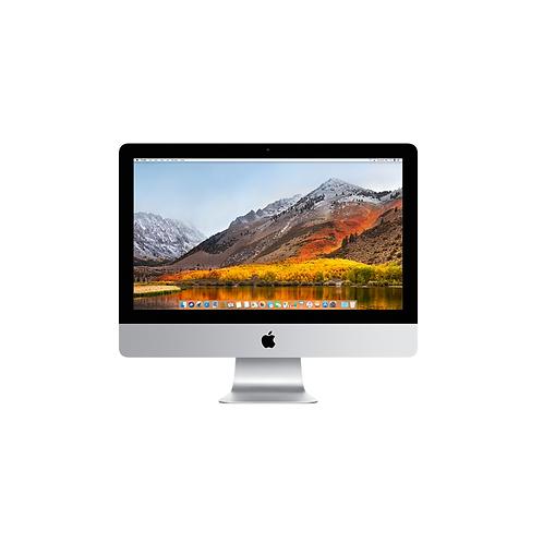 """iMac 21.5"""" Full-HD Processore i5 a 2.3GHZ 8GB memoria RAM Archiviazione 256GB"""